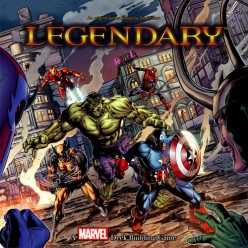 Board Game Review: Legendary