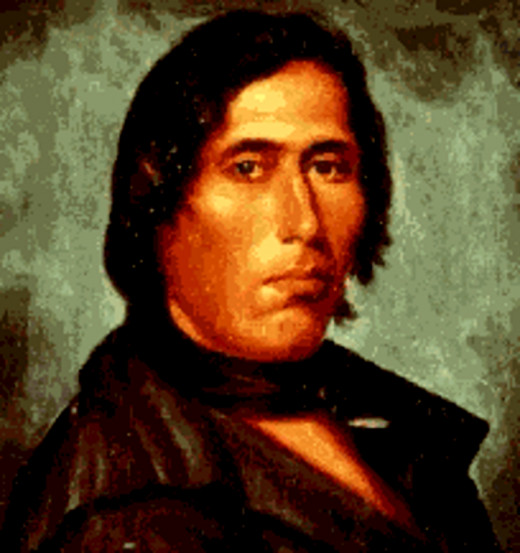 Tecumseh_ The Great Shawnee Chief