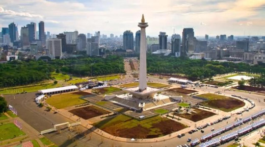 Tower of Monas (The National Monument)