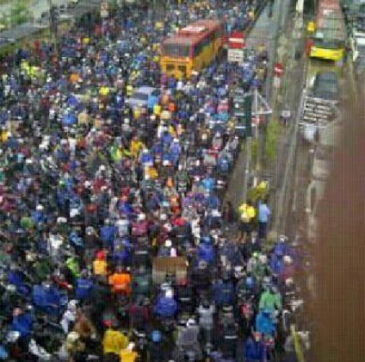 Jakarta vehicle population