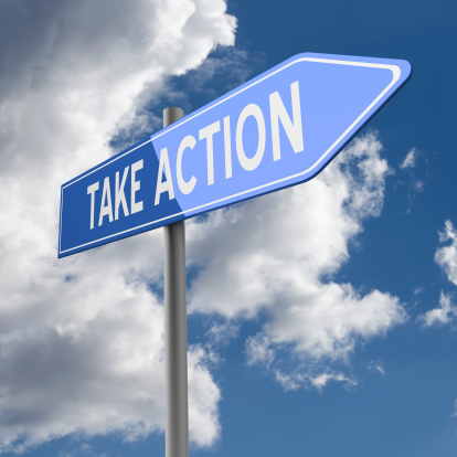 Follow the right step and take action now