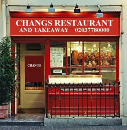 "Alfred Fox Presents ""Mr Chang's Restaurant"""