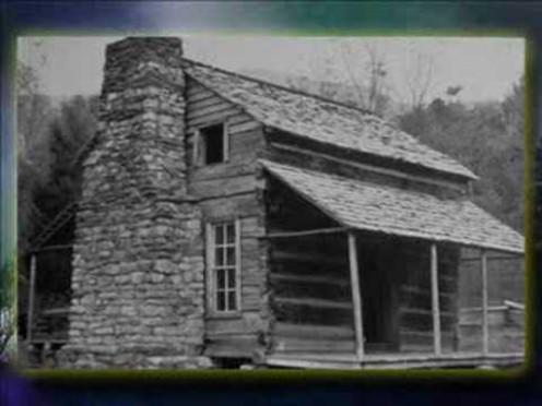 Typical homesteader home design.