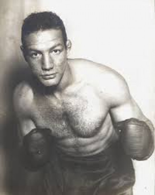 Maxie Rosenbloom is the former world light heavyweight champion.