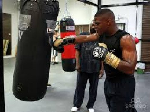 Tyrone Booze is the former WBO Cruiserweight champion of the world.
