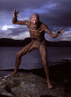 Extremely Modified People - The Leopard Man