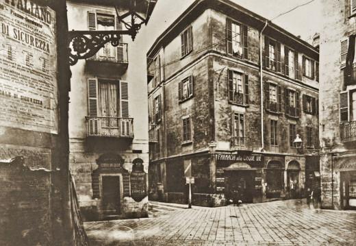"""A look at the original """"cinque vie"""" of Milan"""