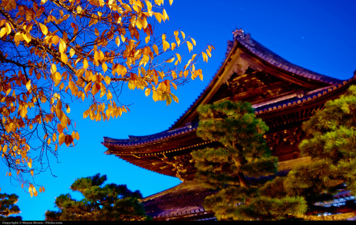 Where to stay in the beautiful country of Japan?