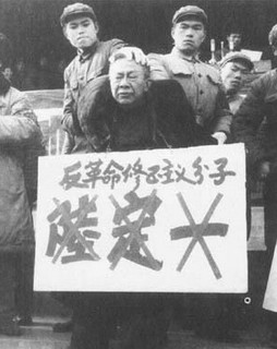Anti Racist been executed for treason by the Chinese Communist Party in the 1960~1970s