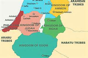 """...Esau the father of the Edomites in the hill country of Seir."""