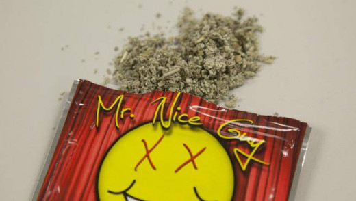 This is synthetic marijuana. It killed a kid named Kenny I knew in Cooley Texas.