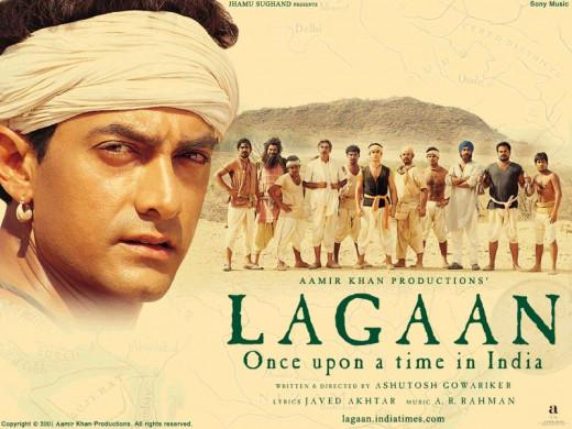 Lagaan - Indian epic sports drama film