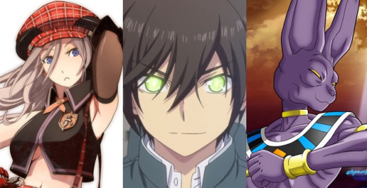 The New Anime Shows of Summer 2015 that you definitely must watch!