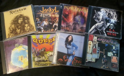 More Successful CD Scrounging at the Thrift Store...