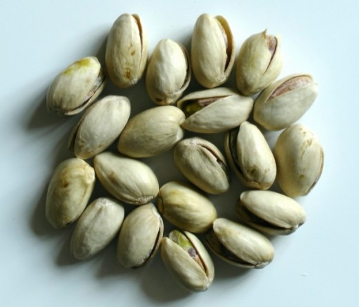 Pistachios are an excellent source of heart healthy nutrition.