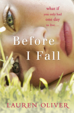 Before I Fall by Lauren Oliver-Book Review