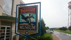 My day at the Virginia Military Aviation museum.