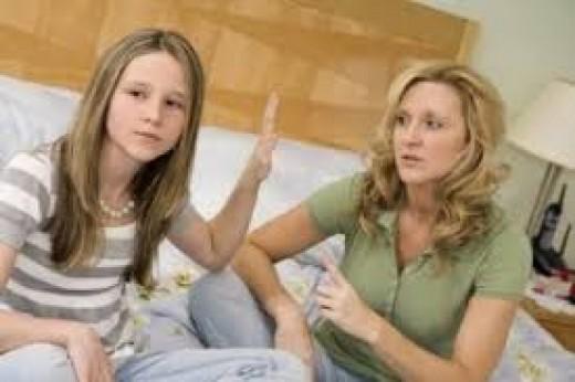backtalking is a disrespectful habit.