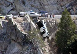 Talk about a wrong turn!