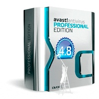 avast! Professional Edition 8