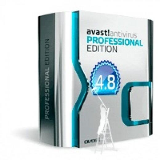 avast! Professional Edition 8