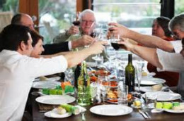 Italian Celebration Around the Table