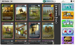 Stronghold Kingdom Game Cards