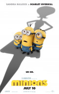 New Release: Minions