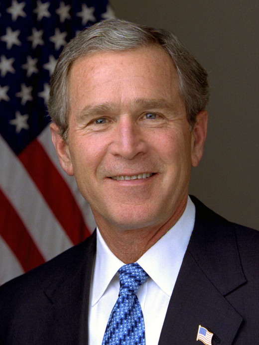 """No one in government had imagined such an attack."" - George W. Bush"