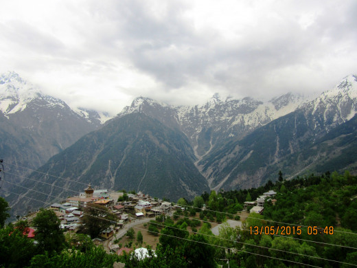 Kalpa and the Kinner kailash