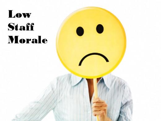 Low Staff Morale