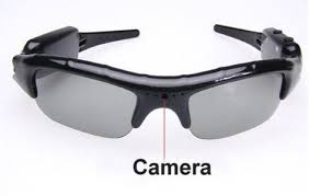 Spy Glasses Hidden HD Camera
