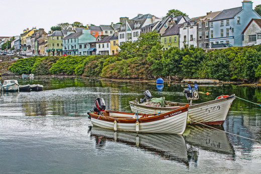 Roundstone, County Galway