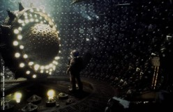 Event Horizon And The Strange, Old Man In The Cinema Restroom