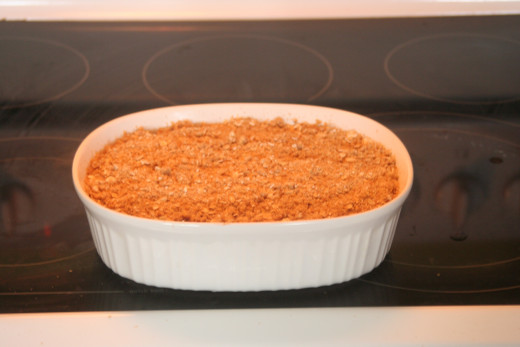 The Completed Crumble