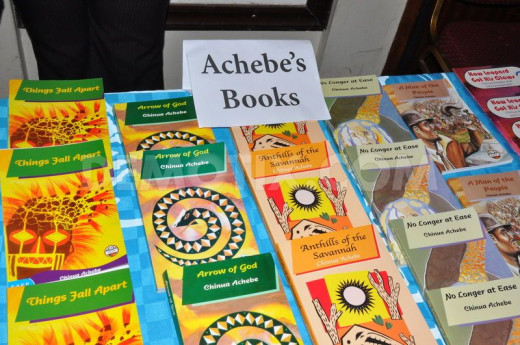 Chinua Achebe's collections