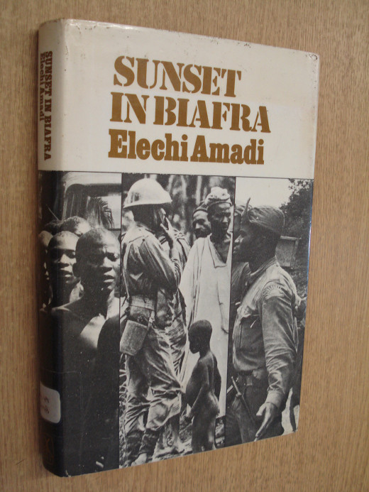 Sunset in Biafra, a war diary (1973)