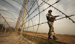 Firing,Violations of Ceasefire,Shooting Down of Drone by some Pakistani Rangers in Line of Control