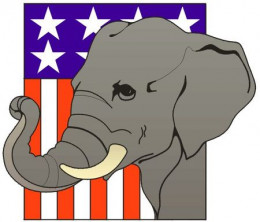The elephant is so important that it is used by The Republican Party as its logo.