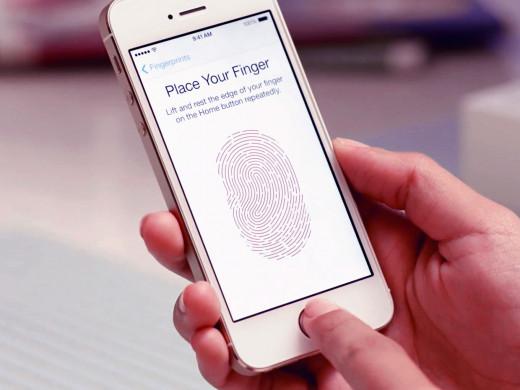 iPhone 5S Smart Phone