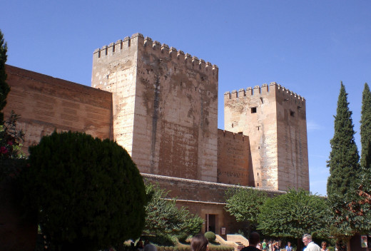 Tower of Homage, Alcazaba