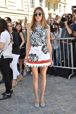 Steal Olivia Palermo's Style for Best Dressed Wedding Guest Looks