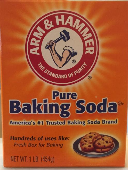 Baking soda is a great clarifier.