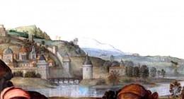Perugino detail