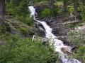 Left fall of Twin Falls.