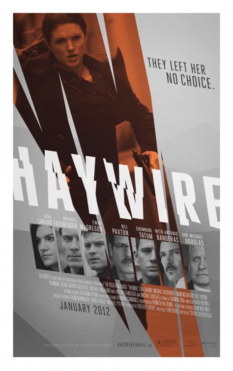 "Poster for ""Haywire"""