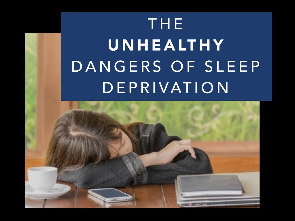 the health risks and dangers of sleep deprivation The effects of sleep deprivation go beyond a groggy morning live science asked sleep doctors about some of the scarier side effects of not getting enough sleep.