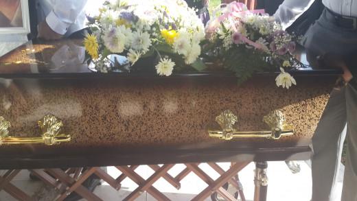 Buried July 13th 2015