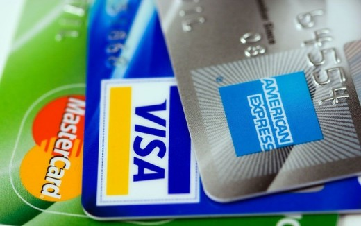 It is a privilege to keep a good credit record.  Using a credit card is one example in establishing a pleasing credit rating history.
