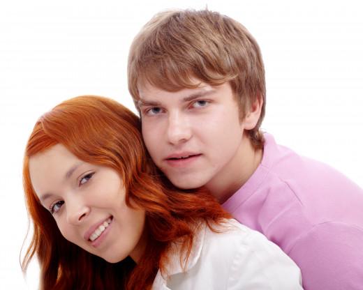 Teen daters